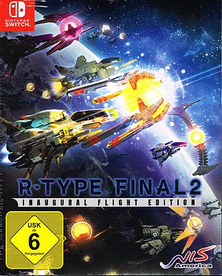 Einfach und sicher online bestellen: R-Type Final 2 - Inaugural Flight Edition in Österreich kaufen.