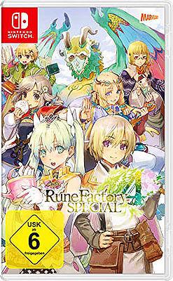 Einfach und sicher online bestellen: Rune Factory 4 Special (AT-PEGI) in Österreich kaufen.