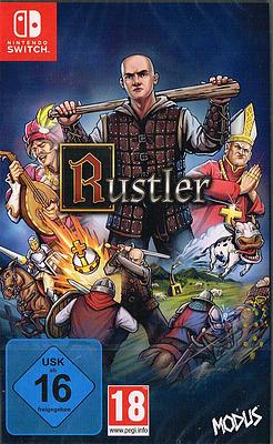Einfach und sicher online bestellen: Rustler: Grand Theft Horse in Österreich kaufen.