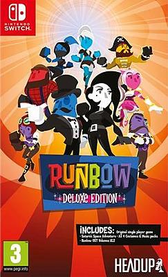 Einfach und sicher online bestellen: Runbow Deluxe Edition (EU-Import) in Österreich kaufen.