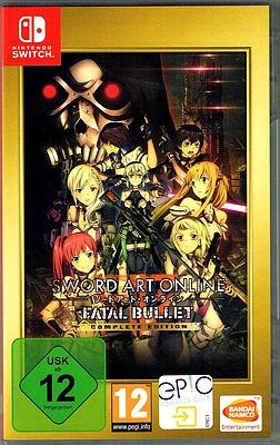 Einfach und sicher online bestellen: Sword Art Online: Fatal Bullet Complete Edition in Österreich kaufen.