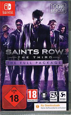 Einfach und sicher online bestellen: Saints Row: The Third - The Full Package in Österreich kaufen.