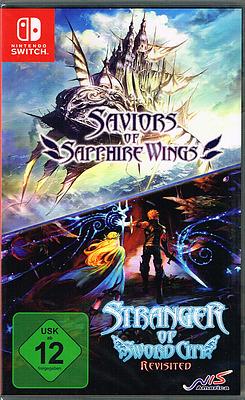 Einfach und sicher online bestellen: Saviors of Sapphire Wings / Stranger of Sword City in Österreich kaufen.