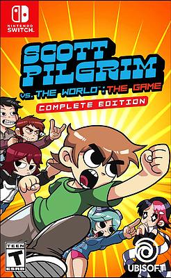 Einfach und sicher online bestellen: Scott Pilgrim Vs. The World: The Game (US-Version) in Österreich kaufen.