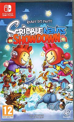 Einfach und sicher online bestellen: Scribblenauts Showdown (AT-PEGI) in Österreich kaufen.