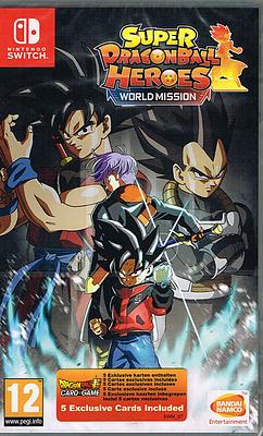 Einfach und sicher online bestellen: Super Dragon Ball Heroes World Mission (PEGI) in Österreich kaufen.