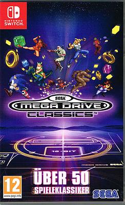 Einfach und sicher online bestellen: Sega Mega Drive Classic (AT-PEGI) in Österreich kaufen.