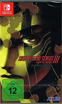 Einfach und sicher online bestellen: Shin Megami Tensei 3: Nocturne HD Remaster in Österreich kaufen.