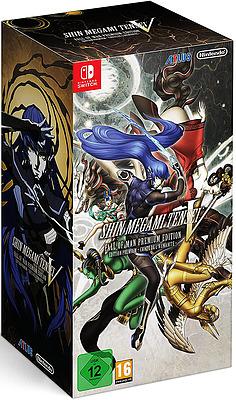 Einfach und sicher online bestellen: Shin Megami Tensei 5 Premium Edition (AT-PEGI) in Österreich kaufen.