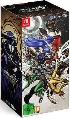 Einfach und sicher online bestellen: Shin Megami Tensei 5 Premium Edition (PEGI) in Österreich kaufen.