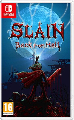 Einfach und sicher online bestellen: Slain - Back from Hell (EU-Import) in Österreich kaufen.