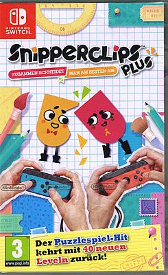 Einfach und sicher online bestellen: Snipperclips Plus in Österreich kaufen.
