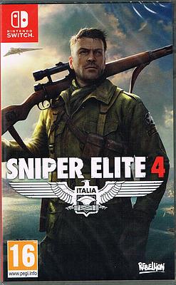 Einfach und sicher online bestellen: Sniper Elite 4 (PEGI) in Österreich kaufen.