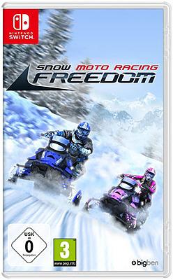 Einfach und sicher online bestellen: Snow Motor Racing Freedom in Österreich kaufen.
