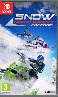 Einfach und sicher online bestellen: Snow Motor Racing Freedom (EU-Import) in Österreich kaufen.