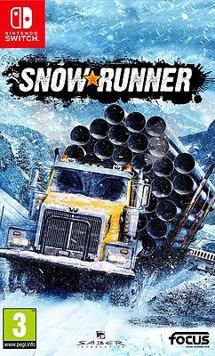 Einfach und sicher online bestellen: SnowRunner (PEGI) in Österreich kaufen.