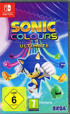 Einfach und sicher online bestellen: Sonic Colours Ultimate Launch Edition (AT-PEGI) in Österreich kaufen.
