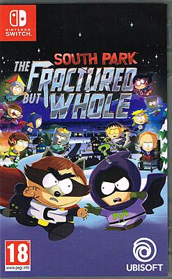 Einfach und sicher online bestellen: South Park: The Fractured but Whole D1 (AT) in Österreich kaufen.