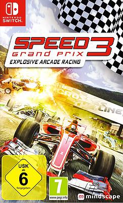 Einfach und sicher online bestellen: Speed 3: Grand Prix in Österreich kaufen.