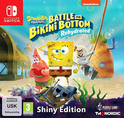 Einfach und sicher online bestellen: SpongeBob SquarePants: Battle of Bikini Bottom LE in Österreich kaufen.