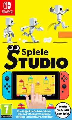 Einfach und sicher online bestellen: Spielestudio (AT-PEGI) in Österreich kaufen.