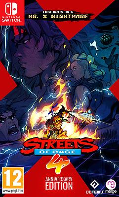 Einfach und sicher online bestellen: Streets of Rage 4 Anniversary Edition (PEGI) in Österreich kaufen.