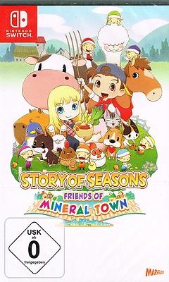 Einfach und sicher online bestellen: Story of Seasons: Friends of Mineral Town in Österreich kaufen.