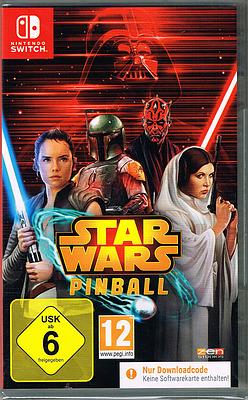 Einfach und sicher online bestellen: Star Wars Pinball in Österreich kaufen.