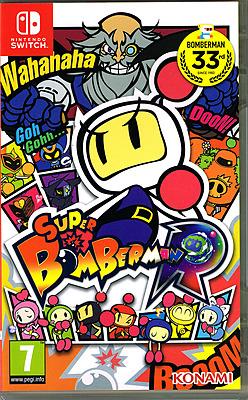 Einfach und sicher online bestellen: Super Bomberman R (AT-PEGI) in Österreich kaufen.
