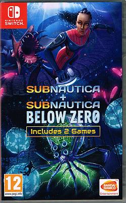 Einfach und sicher online bestellen: Subnautica + Subnautica Below Zero (PEGI) in Österreich kaufen.