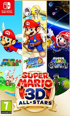 Einfach und sicher online bestellen: Super Mario 3D All-Stars (AT-PEGI) in Österreich kaufen.