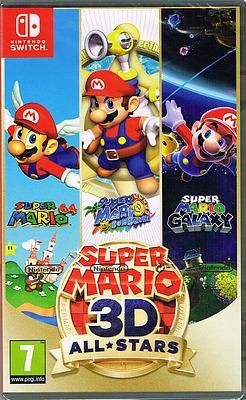 Einfach und sicher online bestellen: Super Mario 3D All-Stars (PEGI) in Österreich kaufen.