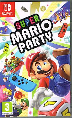 Einfach und sicher online bestellen: Super Mario Party (AT-PEGI) in Österreich kaufen.