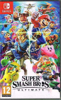 Einfach und sicher online bestellen: Super Smash Bros. Ultimate (AT-PEGI) in Österreich kaufen.