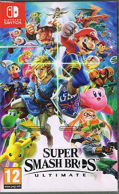 Einfach und sicher online bestellen: Super Smash Bros. Ultimate (EU-Import) in Österreich kaufen.