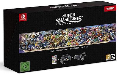 Einfach und sicher online bestellen: Super Smash Bros. Ultimate Limited Edition (EU) in Österreich kaufen.
