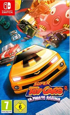 Einfach und sicher online bestellen: Super Toy Cars 2 Ultimate Racing in Österreich kaufen.