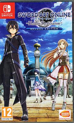 Einfach und sicher online bestellen: Sword Art Online: Hollow Realization Deluxe Edi. in Österreich kaufen.