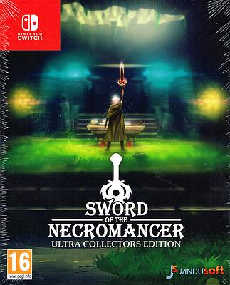 Einfach und sicher online bestellen: Sword of the Necromancer UltraColletors (PEGI) in Österreich kaufen.