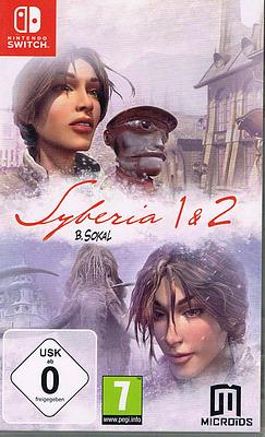 Einfach und sicher online bestellen: Syberia 1 + 2 in Österreich kaufen.