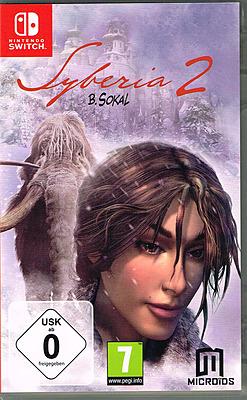 Einfach und sicher online bestellen: Syberia 2 (AT-PEGI) in Österreich kaufen.