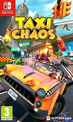 Einfach und sicher online bestellen: Taxi Chaos (PEGI) in Österreich kaufen.