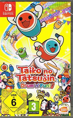 Einfach und sicher online bestellen: Taiko no Tatsujin: Drum 'n' Fun! in Österreich kaufen.