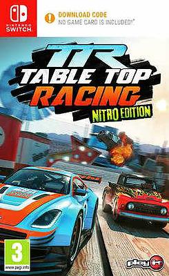 Einfach und sicher online bestellen: Table Top Racing Nitro in Österreich kaufen.