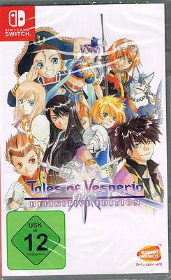 Einfach und sicher online bestellen: Tales of Vesperia - Definitive Edition in Österreich kaufen.