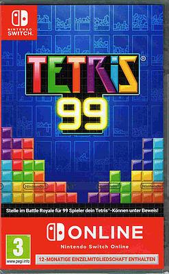 Einfach und sicher online bestellen: Tetris 99 in Österreich kaufen.