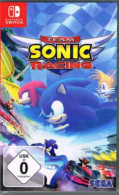 Einfach und sicher online bestellen: Team Sonic Racing in Österreich kaufen.