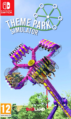 Einfach und sicher online bestellen: Theme Park Simulator (PEGI) in Österreich kaufen.