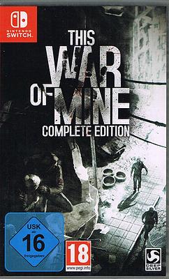 Einfach und sicher online bestellen: This War of Mine Complete Edition (AT-PEGI) in Österreich kaufen.