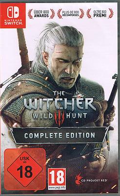 Einfach und sicher online bestellen: The Witcher 3: Wild Hunt Complete Edition (AT) in Österreich kaufen.